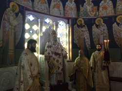 Νάξος: Ο Παροναξίας Καλλίνικος στην Εορτή της Συνάξεως της Υπεραγίας Θεοτόκου
