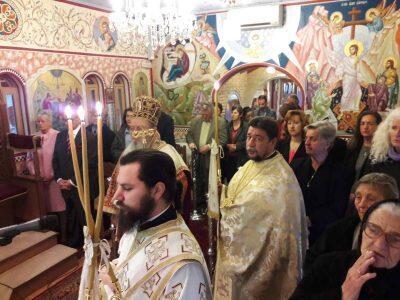Χαλκίδα: Με λαμπρότητα τιμήθηκε η μνήμη του Αγίου Σπυρίδωνος