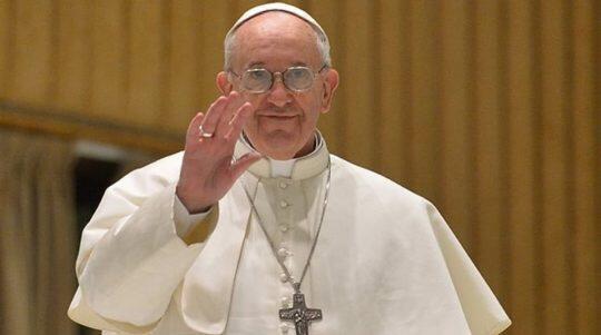 «Οι πρόσφυγες είναι σαν τον Ιωσήφ και την Παναγία» τόνισε ο Πάπας Φραγκίσκος