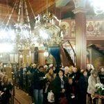 Κοσμοπλημμύρα στον Ιερό Ναό Παναγούδας για τα Ιερά Λείψανα των Αγίων Θεοπατόρων Ιωακείμ και Άννης