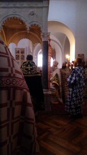 Άγιο Όρος: Δέος στην Πανήγυρη της Σκήτης του Αγίου Ανδρέα
