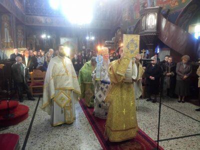 Λαμπρή Εορτή του Αγίου Νικολάου στη Μητρόπολη Παραμυθίας