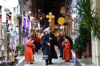 Λαμπρή Εορτή της Αγίας Βαρβάρας στον ιστορικό Ναό Αγίου Σπυρίδωνος Ναυπλίου