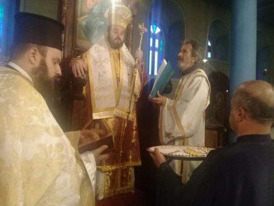 Λαμπρή Εορτή της Αγίας Βαρβάρας στον Ιερό Ναό Αγίων Θεοδώρων Βλάγκας