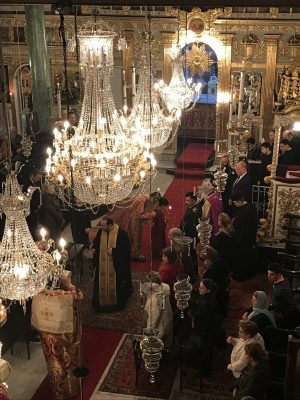 Στον Άγιο Νικόλαο Νεοχωρίου σήμερα ο Οικουμενικός Πατριάρχης και πλήθος πιστών