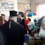 Σημαντική στήριξη της Μητρόπολης Αιτωλίας στους κατοίκους της περιοχής Μακρυνείας Τριχωνίδος