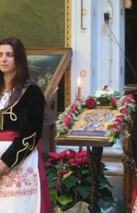 Ερμούπολη: Τιμήθηκε χθες η μνήμη των Αγίων Δέκα Μαρτύρων
