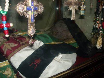 5 Δεκεμβρίου γιορτή: Η Ορθοδοξία τιμά τον Άγιο Σάββα τον Ηγιασμένο-Το αδιάφθορο Λείψανο