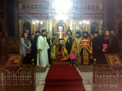 Με κατάνυξη τελέσθηκε η ακολουθία της Τριθέκτης στη Μητρόπολη Θεσσαλιώτιδος