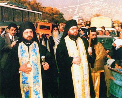 31 Χρόνια από την Επάνοδο των Ιερών Λειψάνων του Οσίου Λουκά στην Ιερά Μονή Του