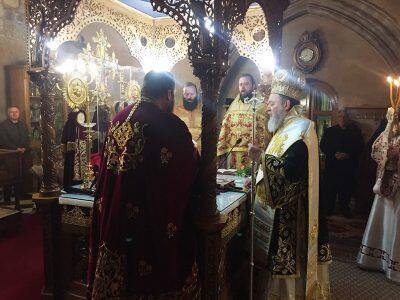 Με ιδιαίτερη λαμπρότητα εορτάσθηκαν τα Χριστούγεννα στη Χαλκίδα