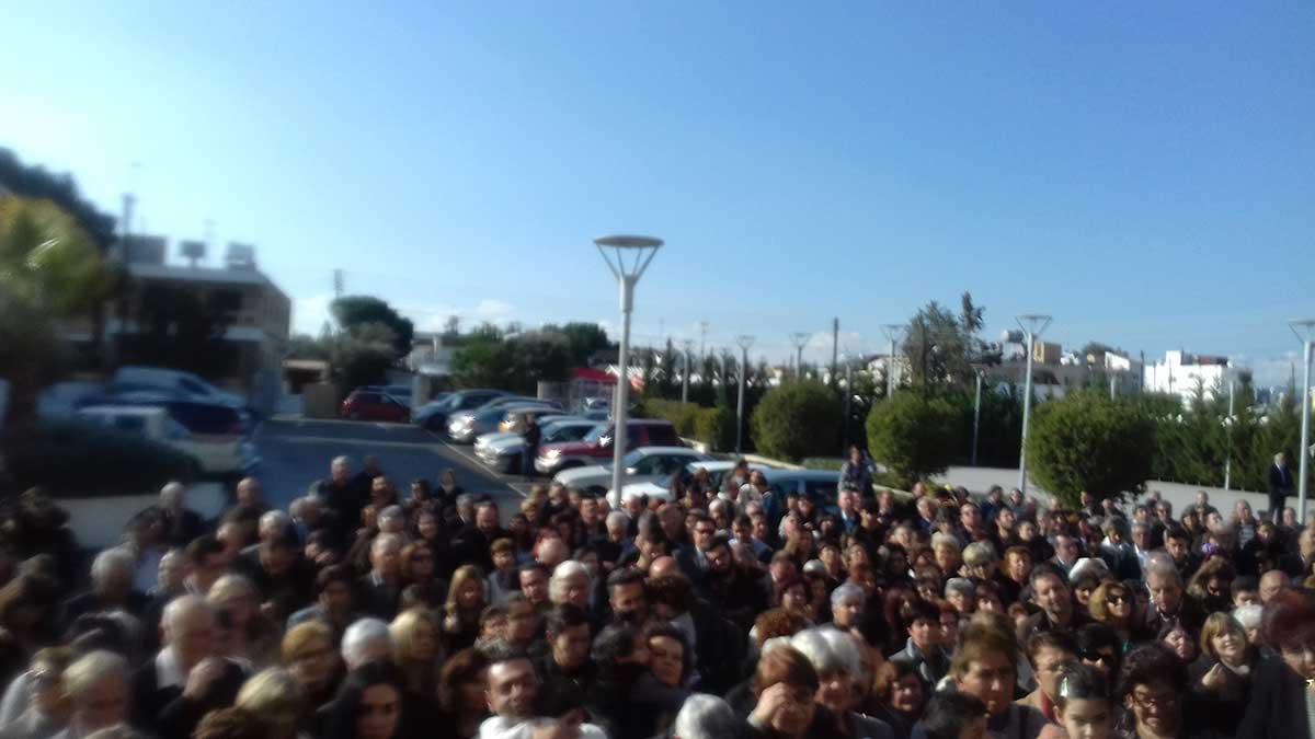 Ο εορτασμός των Θεοφανείων στην κωμόπολη Τσερίου