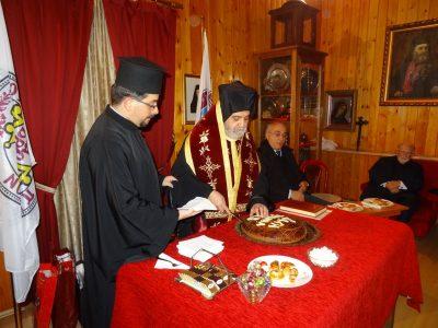 Το Άγιο Δωδεκαήμερο στην Ιερά Μητρόπολη Δέρκων