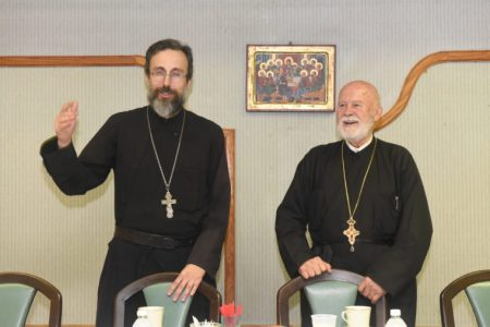 Αποχώρηση Αρχιμανδρίτη Μακρή: Ανάστατη η κοινότητα Τιμίου Σταυρού