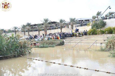 Επαναλειτουργεί η Μονή Προδρόμου στον Ιορδάνη Ποταμό