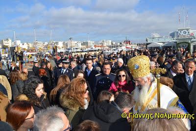 Θεοφάνεια 2018: Ξεχωριστές στιγμές στην Αλεξανδρούπολη