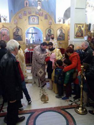Η εορτή των Τριών Ιεραρχών στην Ι.Μ. Νέας Ιωνίας και Φιλαδελφείας
