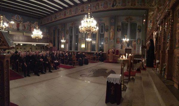 Λαμπρός Εορτασμός των Τριών Ιεραρχών στη Γερμανία