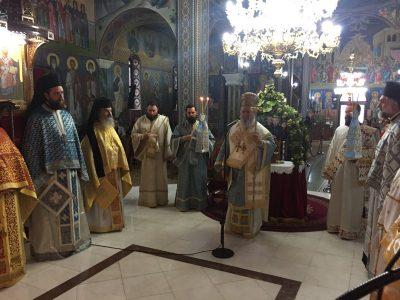 Η Χαλκίδα με συγκίνηση υποδέχθηκε τα Ιερά Λείψανα των Αγίων Ραφαήλ, Νικολάου και Ειρήνης