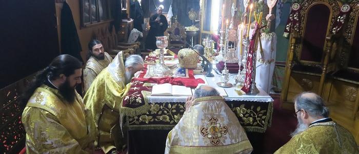 Πρωτοχρονιά 2018 στη Λαμία