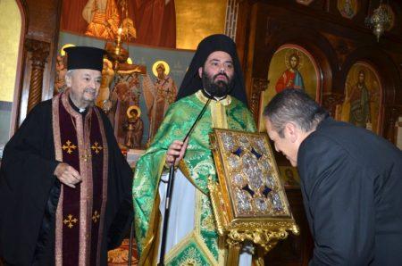 Ομογένεια: Ο Τάσος Ευστρατιάδης επικεφαλής της κοινότητας του Αγίου Θωμά στο Τσέρι Χιλ της Νέας Ιερσέης