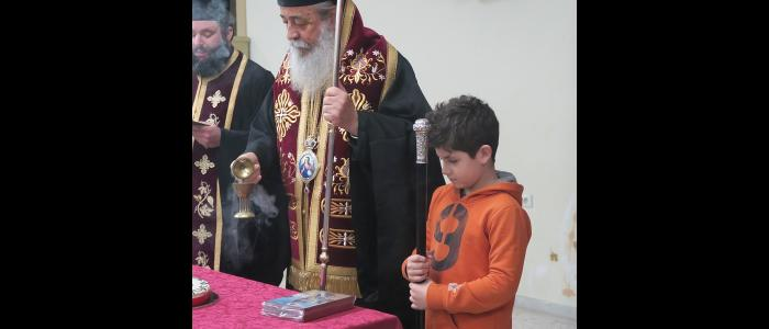 Ο Φθιώτιδος Νικόλαος στο 13ο Δημοτικό Σχολείο Λαμίας
