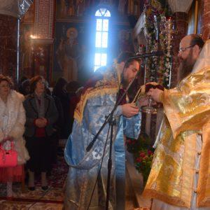 Άγια Θεοφάνεια στην Ιερά Μονή Αγίου Ιωάννου Προδρόμου–Μακρυνού