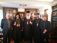 Στον Αλεξανδρουπόλεως Άνθιμο ο Μητροπολίτης των Ορθοδόξων Αρμενίων