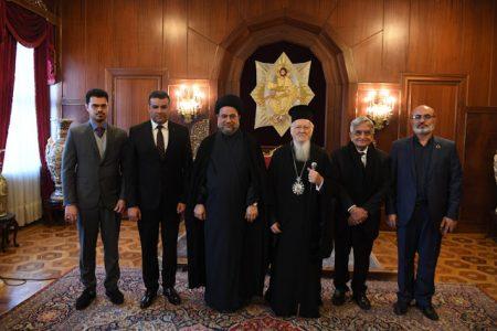 Στο Φανάρι ανώτατος Σιίτης Μουσουλμάνος θρησκευτικός λειτουργός του Ιράκ