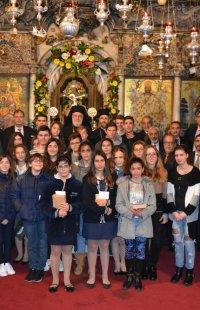 Τήνος: Βράβευση μαθητών και φοιτητών στον Πανίερο Ναό της Ευαγγελιστρίας