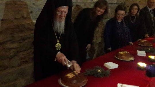 Ο Οικουμενικός Πατριάρχης στο πλευρό της νεολάιας της Ομογένειας