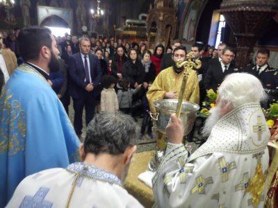 Με λαμπρότητα εορτάσθηκαν τα Θεοφάνεια στην Ηγουμενίτσα