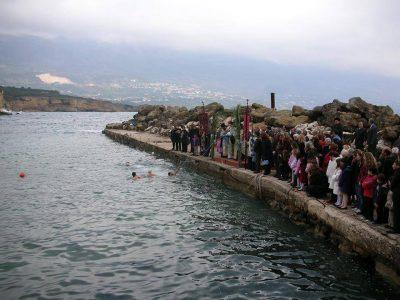 Θεοφάνεια: Συγκλονίζει η εμφάνιση του Αποστόλου Παύλου στην Πεσσάδα