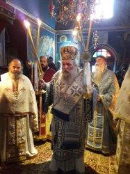 Νάξος: Στην Μονή Αγίου Ιωάννου Χρυσοστόμου ο Παροναξίας Καλλίνικος