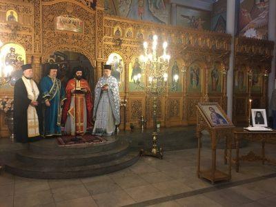 Τη μνήμη του Μακαριστού Σύμης Χρυσοστόμου τίμησαν σε Αννόβερο και Μόναχο