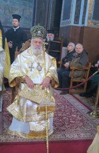 Πλήθος Ιεραρχών και πιστών στα ονομαστήρια του Θεσσαλιώτιδος Τιμοθέου