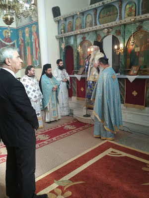 Πανήγυρις Ιερού Ναού Αγίου Ιωάννου Προδρόμου Βρυσούλας
