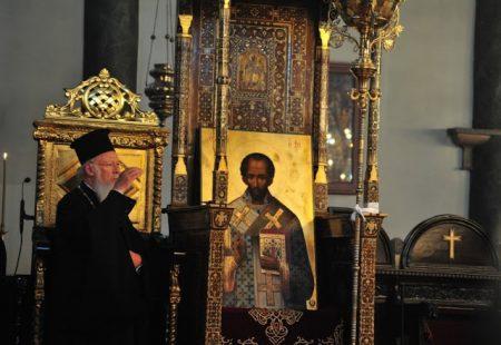 Φανάρι: Εορτή ανακομιδής των λειψάνων του Ιερού Χρυσοστόμου-αναλυτικά