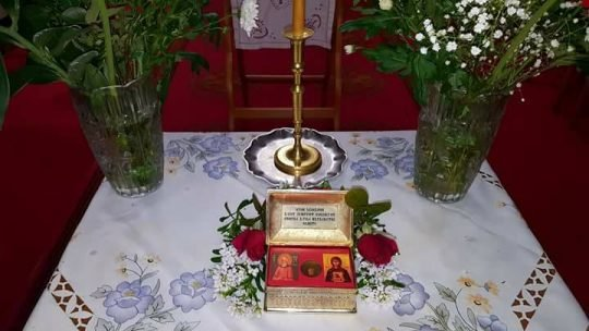 Η Λήμνος τιμά τη μνήμη του Αγίου Γεωργίου του Χοζεβίτου
