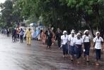 Πλήθος Ορθοδόξων στην Κατάδυση του Τιμίου Σταυρού στον ποταμό Congo
