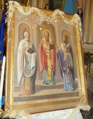 Τριών Ιεραρχών: Αρτοκλασία στον Ιερό Ναό Αναστάσεως Καλύμνου