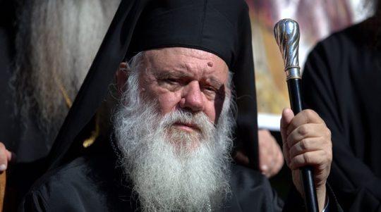 Σύσσωμη η Εκκλησία της Ελλάδος βγαίνει μπροστά για το Μακεδονικό