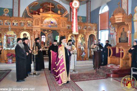Η Εορτή του Αγίου Στεφάνου στο Πατριαρχείο Ιεροσολύμων