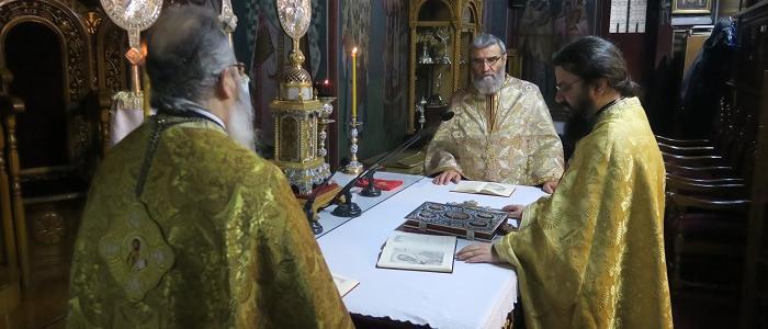 Φθιώτιδος Νικόλαος: «Το μετανοείτε του Χριστού είναι καθημερινή προτροπή για όλους μας»