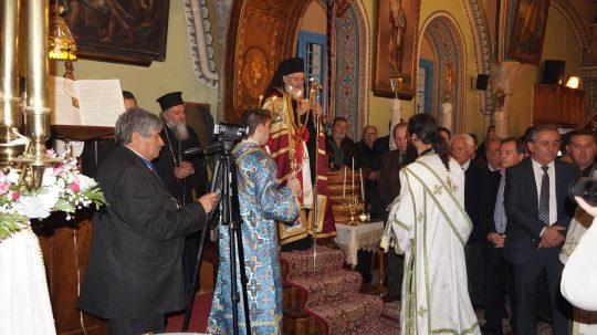 Η Κάλυμνος τιμά τον Άγιο Ιωάννη τον Πρόδρομο και Βαπτιστή