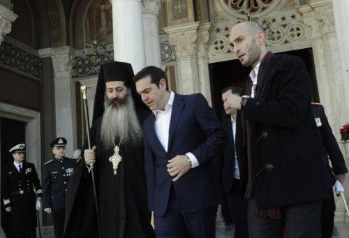 Ο Αρχιεπίσκοπος τέλεσε τη δοξολογία για το Νέο Έτος στη Μητρόπολη Αθηνών