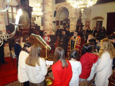 Τριών Ιεραρχών: Η Λέρος με λαμπρότητα τιμά τους Τρεις Ιεράρχες