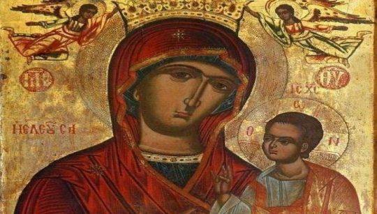 Συγκλονιστική μαρτυρία εγκύου από την Κύπρο-η εμφάνιση της Παναγίας