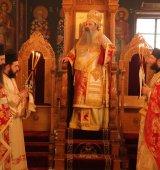 Καλαμπάκα: Πρωτοχρονιάτικη Θεία Λειτουργία από τον Μετεώρων Θεόκλητο