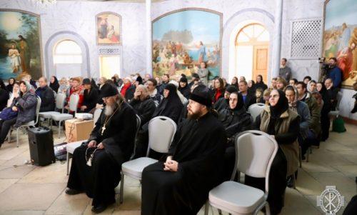 Μετόχι Αγίου Σεργίου-Ιερουσαλήμ: Αναγνώσεις προς τιμήν του Πατρός Αντωνίνου